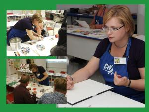 Teaching At Disney Family Museum Open Studio