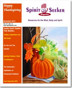 Published In Spirit Seeker Magazine